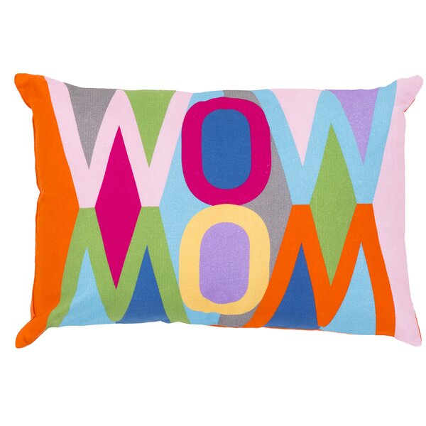 Mod Pop 100% Cotton Pillow Cover by Bobby Berk Home